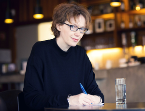 Write stuff: Rosemary Jenkinson is the new writer-in-residence at the Lyric Theatre in Belfast