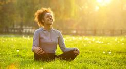 Positive outlook: small changes can help improve your wellbeing