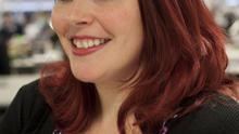 Sufferer: Louise McHenry (30)
