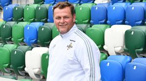 Jim Magilton has done some fantastic work with ClubNI