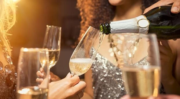 Party time: the festive season can affect your skin
