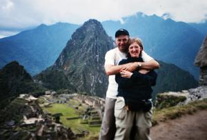 Foreign travels: Harry and Rosie on an Action Cancer trek in Peru