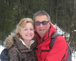 Heather Beaumont and husband Gary have been married for 20 years