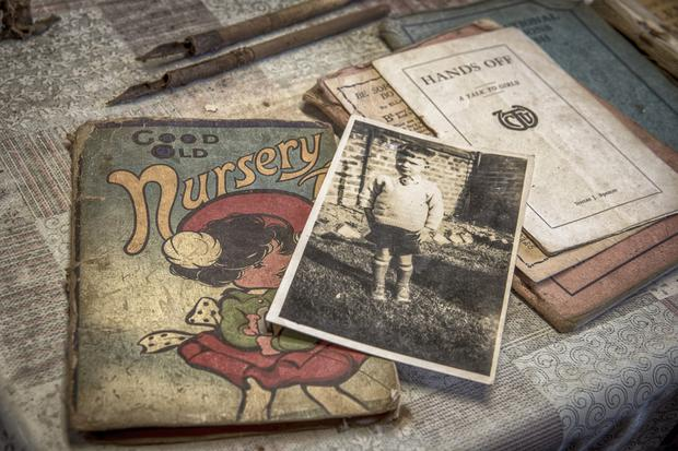 Letters, photos and artefacts