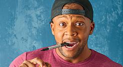 Online inspiration: Kevin Curry is a big hit on YouTube and Instagram