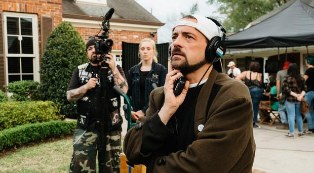 Going back: Kevin Smith in Jay and Silent Bob Reboot