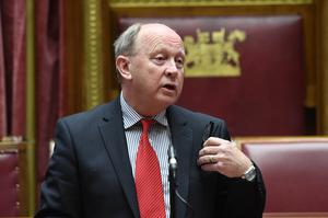 Purist: TUV leader Jim Allister remains one of the busiest MLAs
