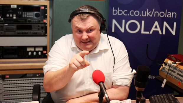 Stephen Nolan has responded to criticism of a discussion on his show.