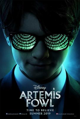 A poster for Artemis Fowl