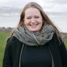 Great outdoors: Rachel Woods loves getting out for a good walk