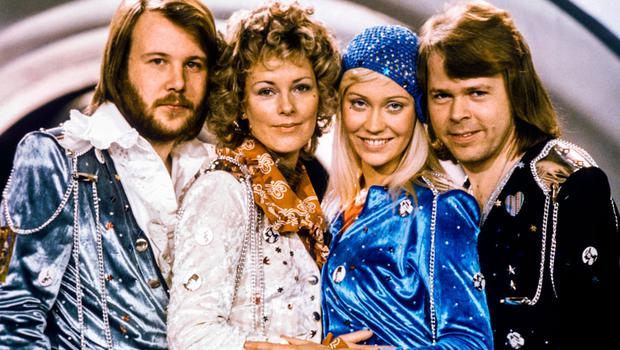 Super troopers: Abba back in 1974