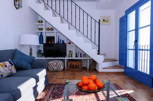 The interior of the newly refurbished Casa Olivo