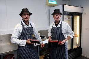 The father and son and their team are working hard to continually expand the range they offer