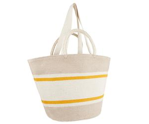Oversized double-handed basket tote bag, £22.40 (was £32), Accessorize.com