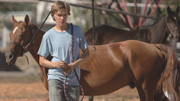 Emotional journey: Charlie Plummer as Charley Thompson in Lean on Pete