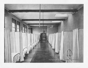 Females only: the Immaculate Conception Dormitory at Lark Hill