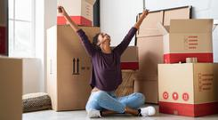 Moving on: selling a house for the first time can come as a great relief