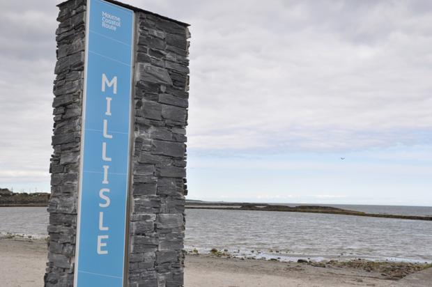 Millisle has long been a haven for many from the Shankill