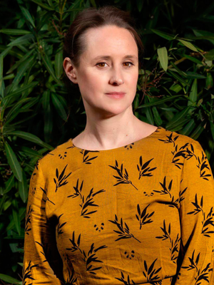 Panic stations: Julia Molony admits she can quickly start worrying about the smallest of things
