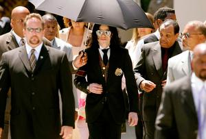 Michael Jackson has been caught up in scandal