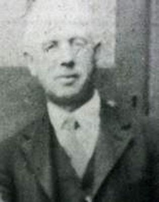 John Johnston, who held the role of chaplain at the lodge