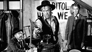 Favourite: Lee Marvin and James Stewart in The Man Who Shot Liberty Valance (1962)