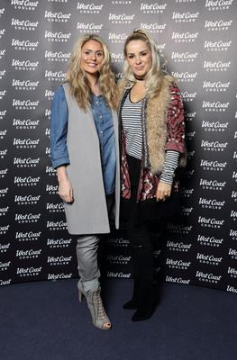 Toni Crowe (33), advertising sales manager, Bangor and Eve Brannon (31), fashion stylist/journalist, Belfast