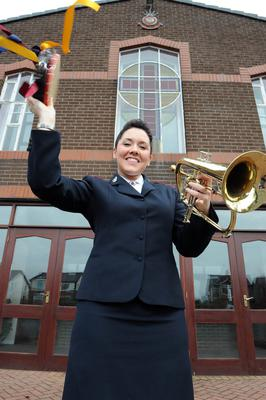 In tune: Alice Johnston will be performing at the Grand Opera House