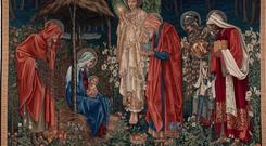 Exquisite works: The Adoration of the Magi