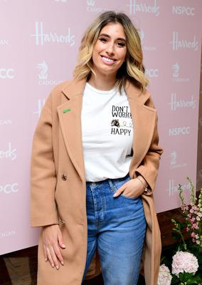 Unvarnished truth: Stacey Solomon has been open about the ups and downs of being a mother