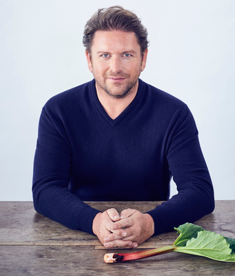 Cookery king: chef James Martin