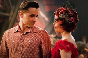 Star performers: Colin Farrell and Eva Green in Dumbo