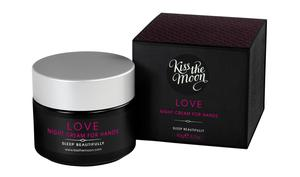 Love night cream for hands, £28, Kiss The Moon