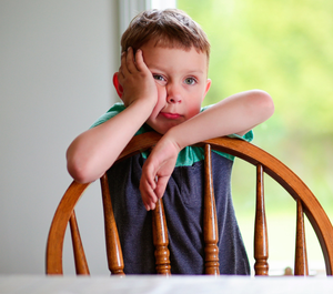 Feeling glum: parenting is tougher in times like these