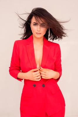 New direction: Lisa McHugh is moving towards a country-pop sound