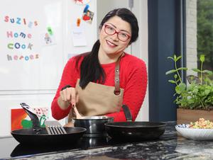 Kitchen success: Great Britain's Best Home Cook winner Suzie Lee