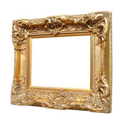 Gold gilt ornate Monaco picture frame, Ayers and Graces