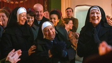 Worthy profession: a scene from Call the Midwife in which nurses work alongside nuns