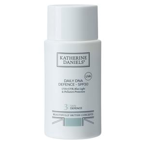 Katherine Daniels Daily DNA Defence SPF 30, £50
