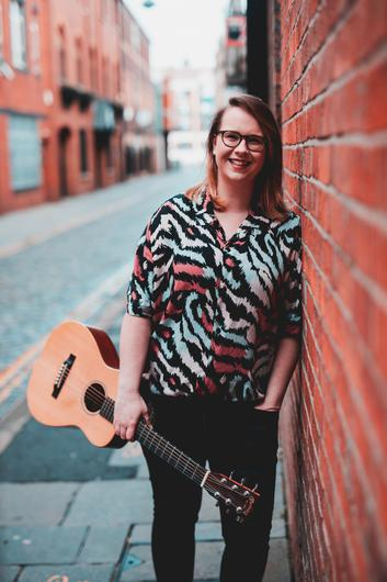 On song: musical comedian Emer Maguire