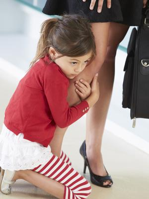 At ease: shy kids don't like being judged in front of others