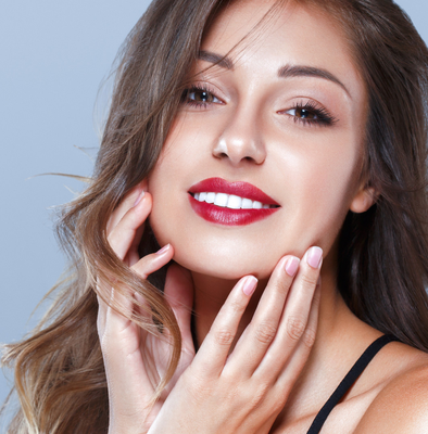 The ideal red lip is the holy grail of make-up