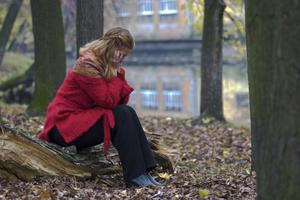 Low ebb: for many people SAD is a debilitating condition