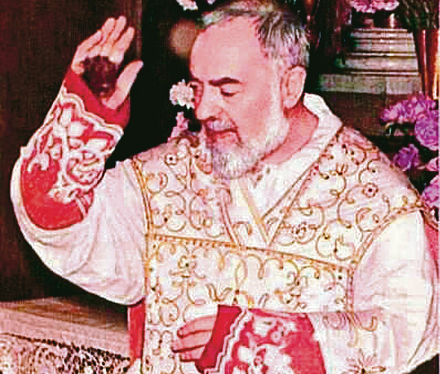 Padre Pio was a stigmatic and mystic, and he is arguably Ireland's favourite saint