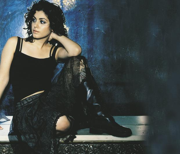Calling off the search: Katie Melua has found true love