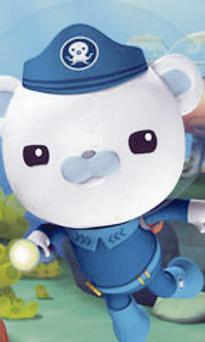 Young fun: The Octonauts feature in a newly launched BBC CBeebies Playtime! app