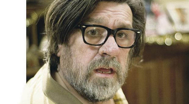 Easy life: Jim Royle from TV's The Royle Family