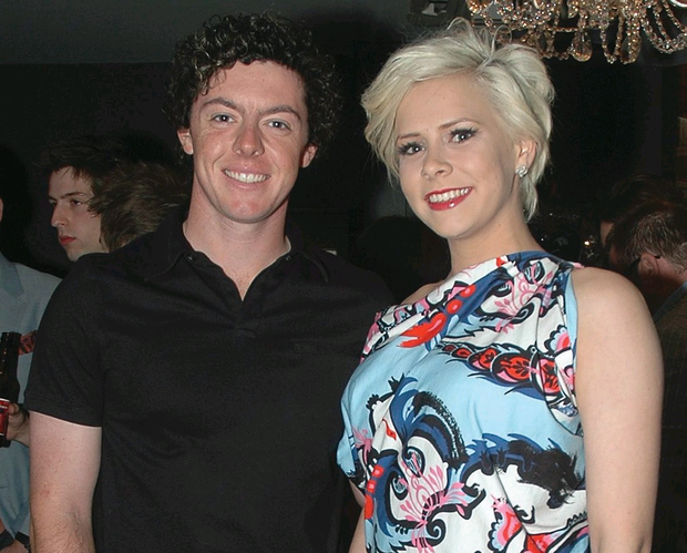Rory Mcllroy dated Holly Sweeney for six years