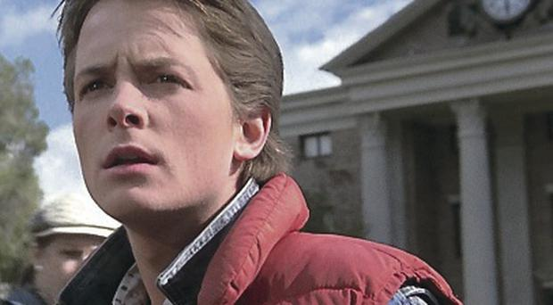 Time travel: could Marty McFly take Claire back to her favourite era?