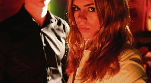 Vice grip: actress Billie Piper iin Secret Diary of a Call Girl, based on a former escort's account of her life